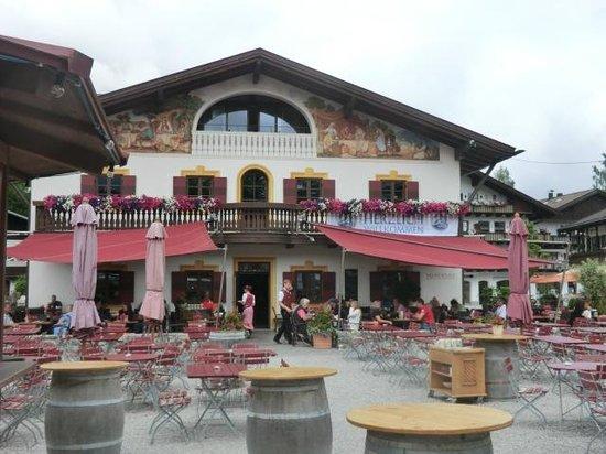 Garmisch Partenkirchen Restaurants