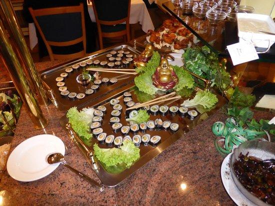 Hotel Rothfuss: Vorspreise Silveterbuffet 13/14