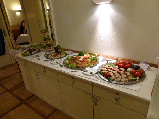 Hotel Rothfuss: Vorspreise Silvesterbuffet 13/14