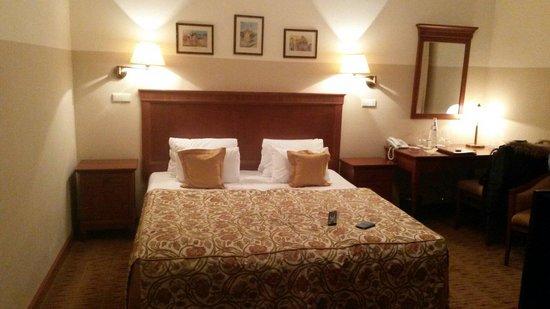 Hotel Majestic Plaza Prague: Room 129