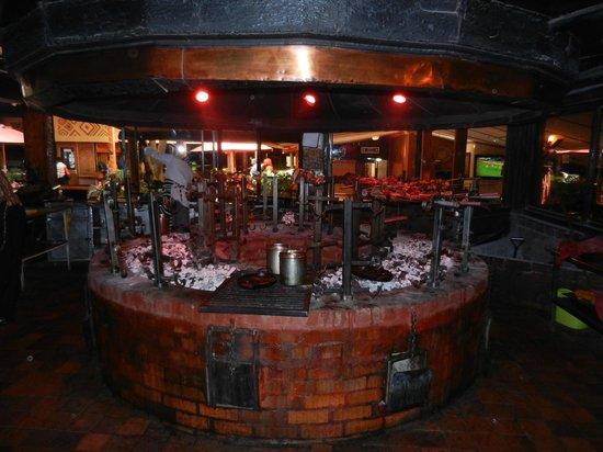 The Carnivore Restaurant : Gegrillt am Spieß
