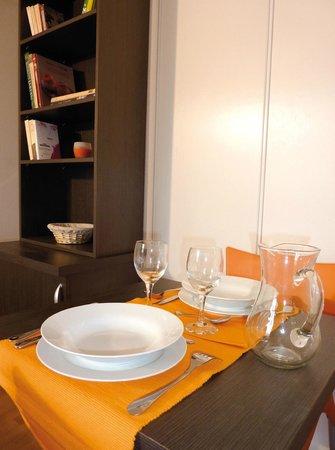 Appart'Hôtel Le Tholonet : Intérieur d'un logement