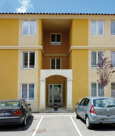 Appart'Hôtel Le Tholonet : Extérieur de la résidence