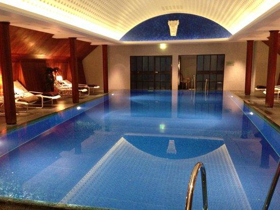 Hotel Taschenbergpalais Kempinski: wer sich hier nicht entspannen kann, sollte es auch gar nicht erst wo anders versuchen