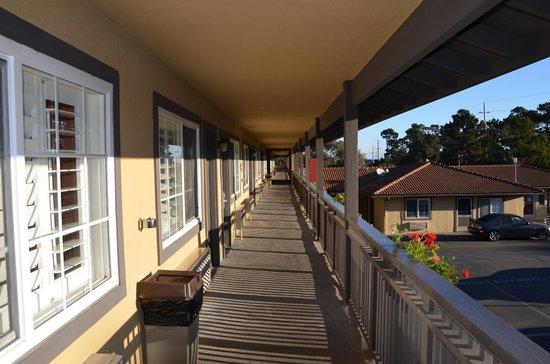 Super 8 Monterey / Carmel : Flur