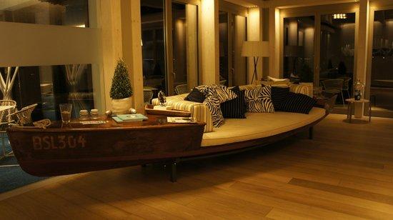 """Weissenseerhof Hotels: """"Das Boot"""" im Spa"""