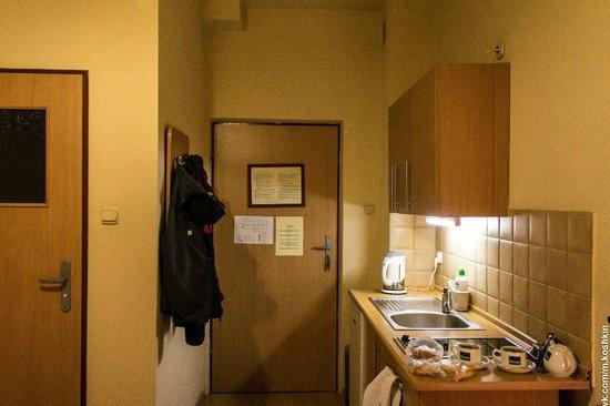 Maly Krakow Aparthotel : номер