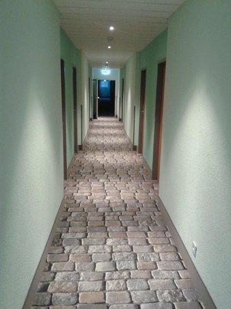 Ibis Styles Speyer: corridoio