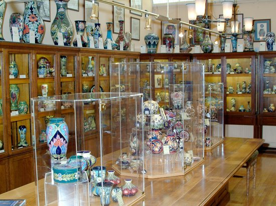 The Moorcroft Museum