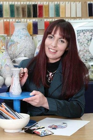 Moorcroft : Senior Designer, Rachel Bishop