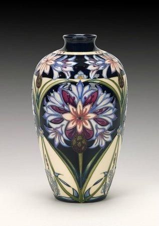Moorcroft : Legacy Vase