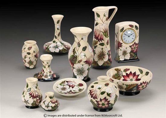 Moorcroft : Bramble Revisited