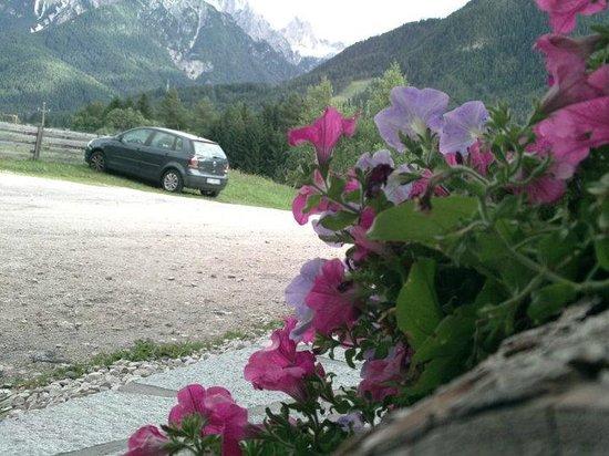 Rainerhof: parcheggio