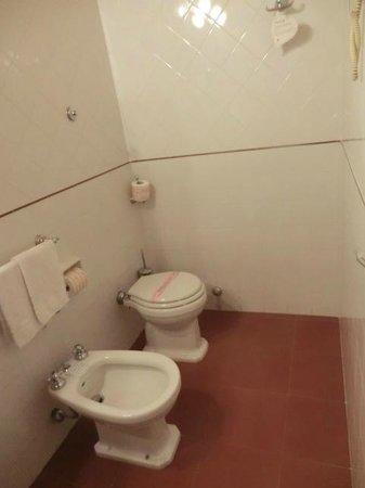 BEST WESTERN Hotel Canada: bathroom