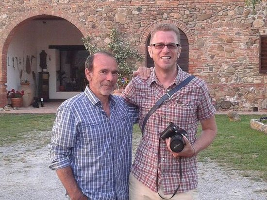 Agriturismo La Fraternita: Tade e Gino