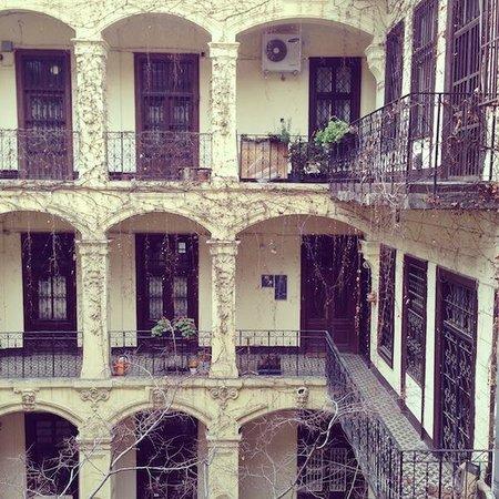 Casati Budapest Hotel : Вид из окна