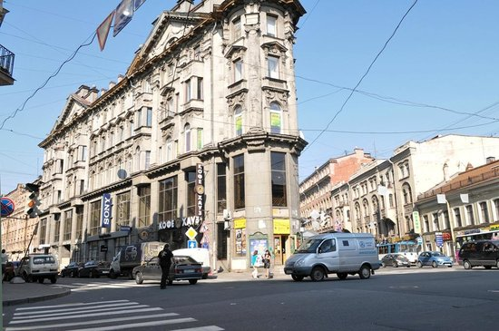 Helvetia Hotel St Petersburg Tripadvisor