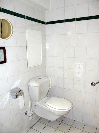 Hôtel Beaucour : Bathroom Detail