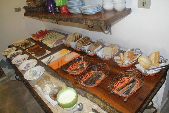 Pousada Nautilus: Cafe da manhã