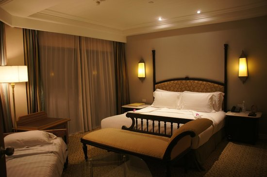 Dusit Thani Hua Hin : Lanai Suite Bedroom