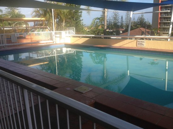 Port Pacific Resort: The Pool