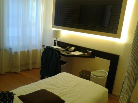 Hotel Saint Nicolas : room