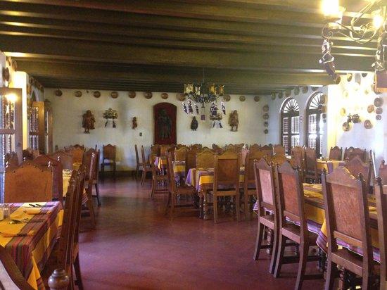 Santo Tomas Hotel: 食堂