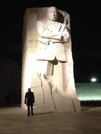 Martin Luther King, Jr. Memorial: King Jr