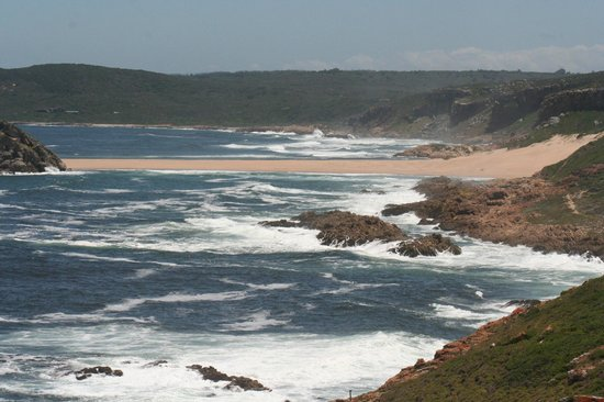 Robberg Nature Reserve : Near the end of the walk