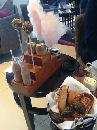 One Aldwych: Charlie & The Chocolate Factory Themed Tea