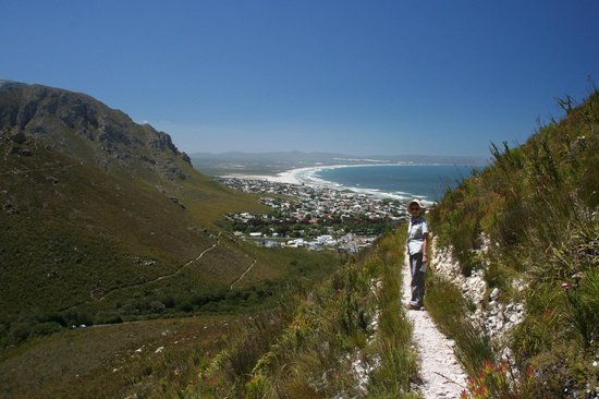 Fernkloof Nature Reserve: Clearly signposted walks with spectacular views.
