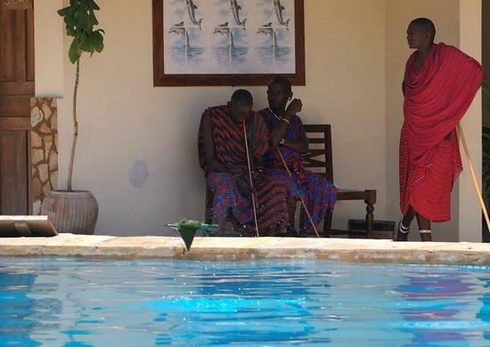 Spice Island Hotel & Resort Zanzibar: Pool