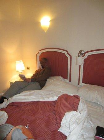 Villa Paganini B&B: Relaxing room Borghese