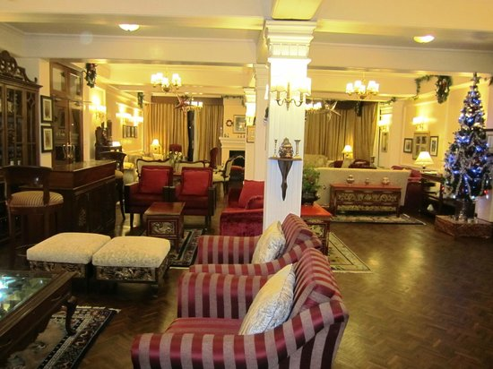 The Elgin Mount Pandim, Pelling: Lobby