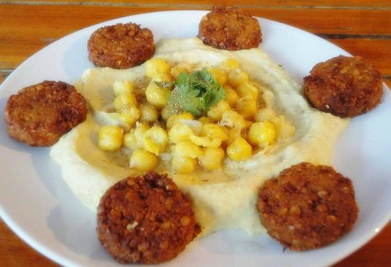 Menta Coffee and Restaurant: Dish from Menta