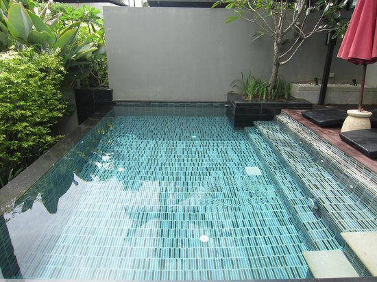 Ramada Khao Lak Resort: Private pool