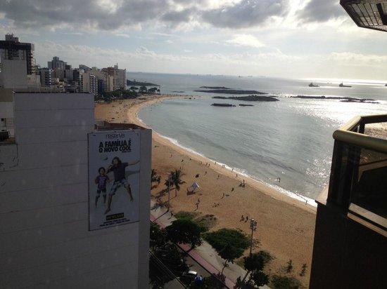Quality Suites Vila Velha : Vista panoramica !