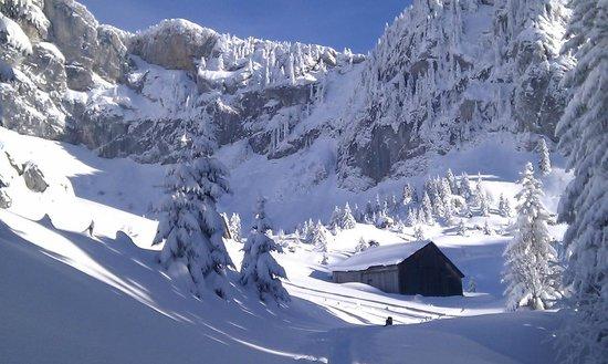 Onnion, Francia: christine vous fera partager sa passion de la montagne...