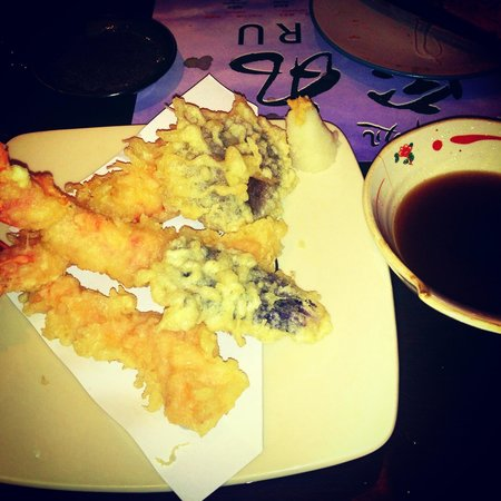 Kaihomaru : tempura