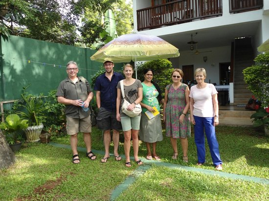 Little Paradise Tourist Guest House and Holiday Home Anuradhapura: Garden