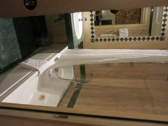 Albergo del Sole Al Pantheon: Bathroom