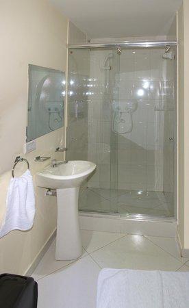 Hotel Portal de Oxum: baño para todas las habitaciones privado