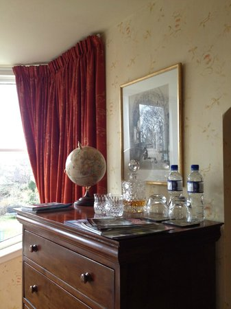 Claremont House : Complimentary Beverages