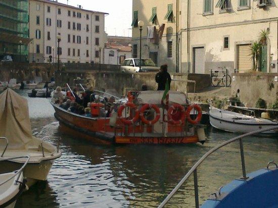 Giro dei Fossi di Livorno Photo