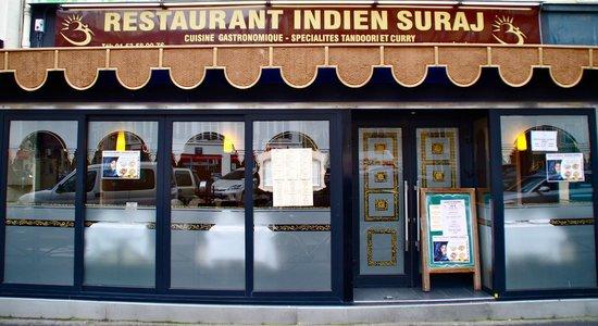 Restaurant Indien Suraj Paris