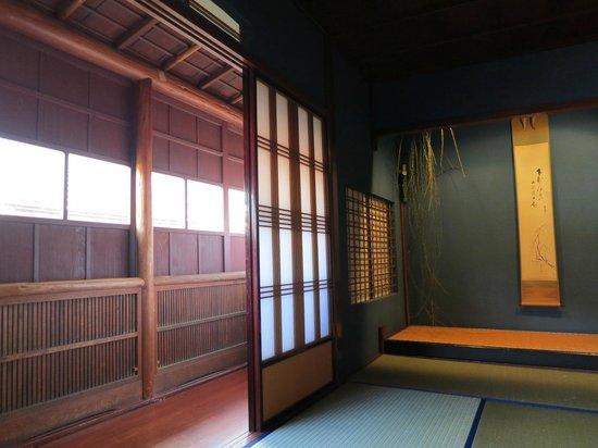 Kompleks tempat minum the Higashi Kanazawa