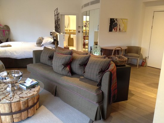 Treehouse Suite Spruce Picture Of Chewton Glen Hotel