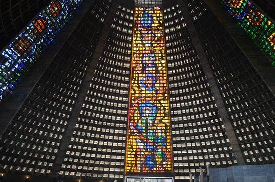 The Metropolitan Cathedral of Saint Sebastian : vitro