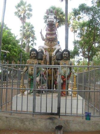 Tirunelveli, India: sastha temple