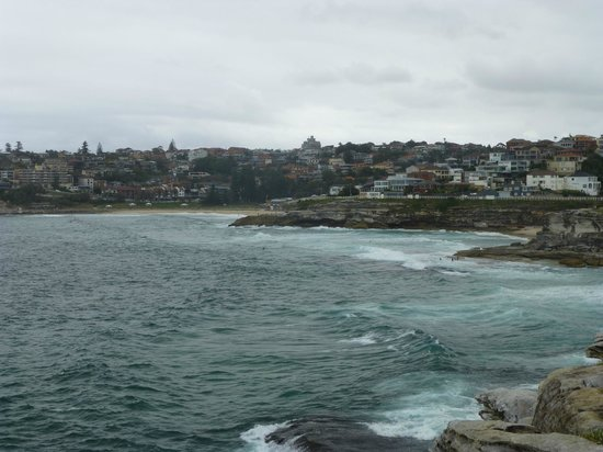 Bondi to Coogee Beach Coastal Walk: Some of the many bays along the way